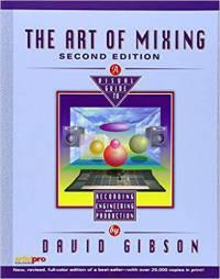 کتاب انگلیسی هنر میکس کردن