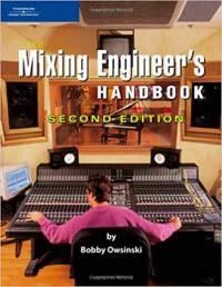 کتاب انگلیسی مهندسی میکس کردن
